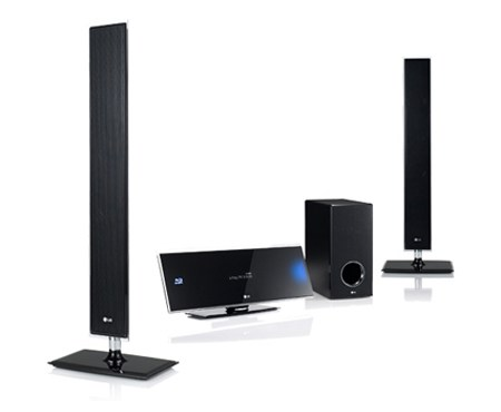 blu ray home cinema 2.1
