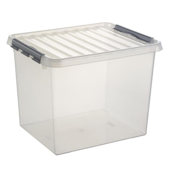 boite rangement plastique pas cher