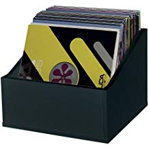 boite rangement vinyle