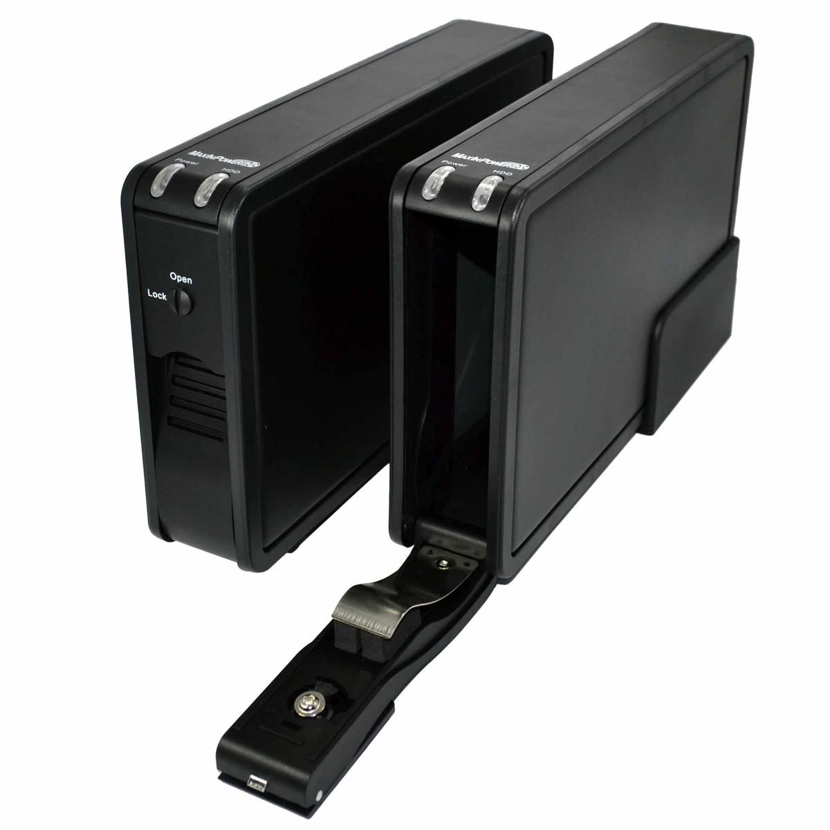 boitier disque dur externe 3.5 usb 3.0
