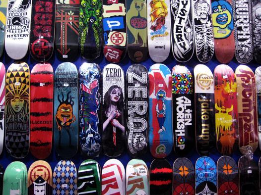 bonne marque de skate