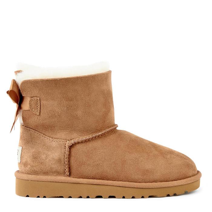 boots fourrées fille