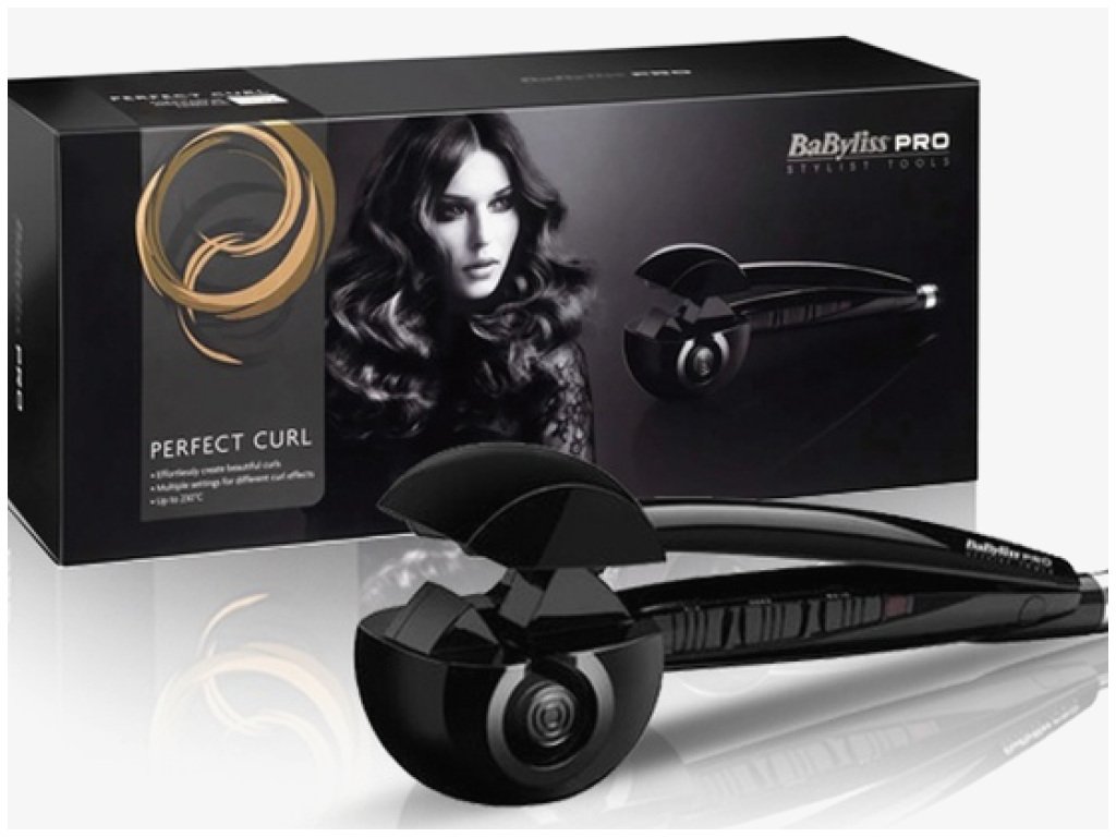 boucleur babyliss pro perfect curl