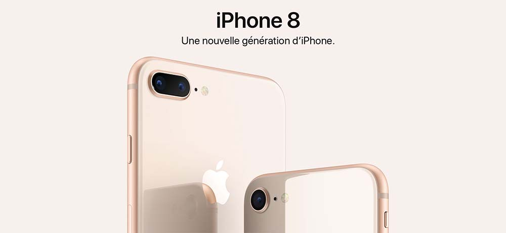 boulanger iphone 8