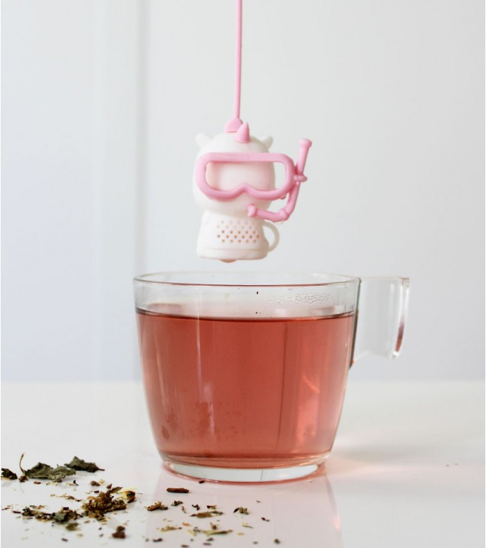 boule à thé licorne