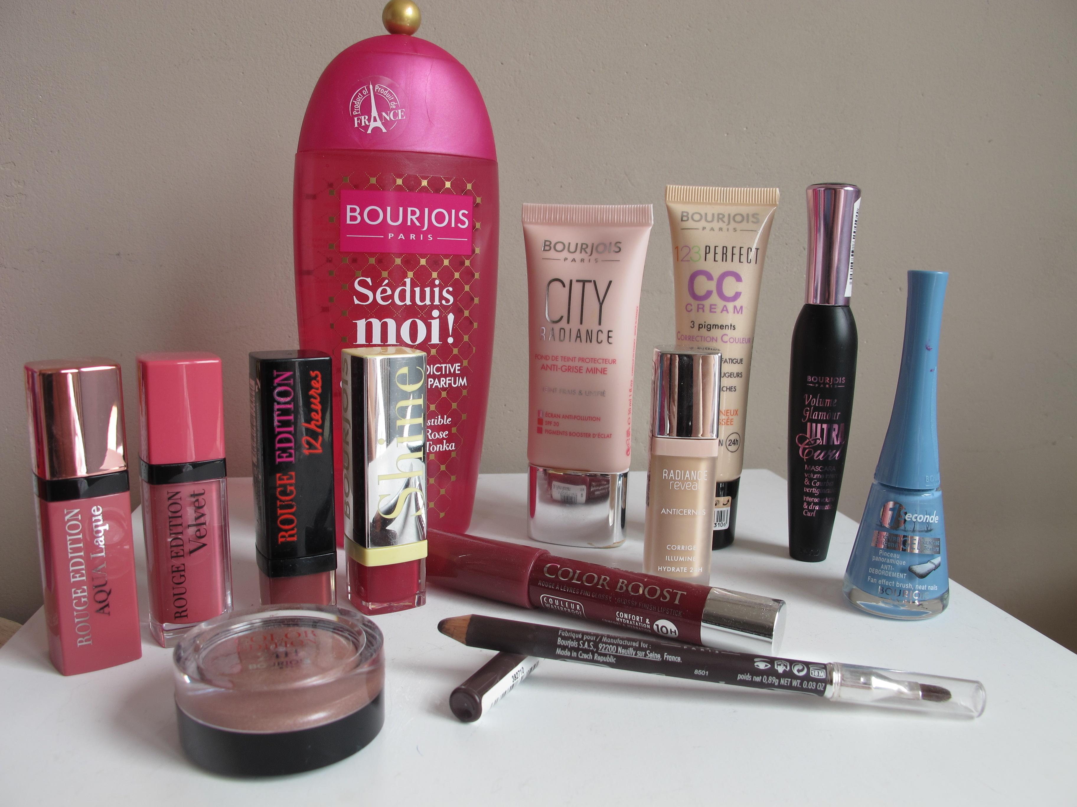 bourjois maquillage