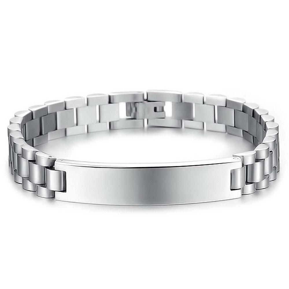 bracelet a graver pour homme