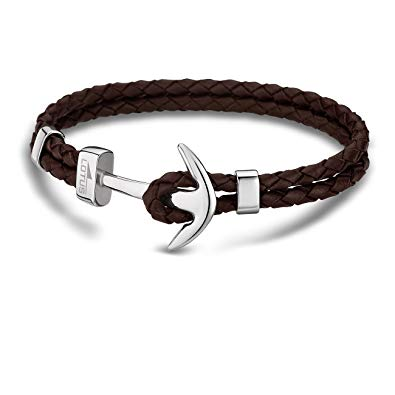 bracelet ancre homme