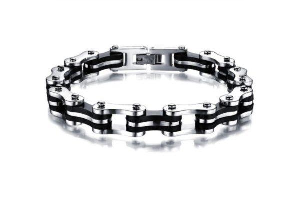 bracelet chaine moto