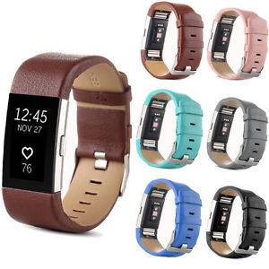 bracelet cuir fitbit charge 2