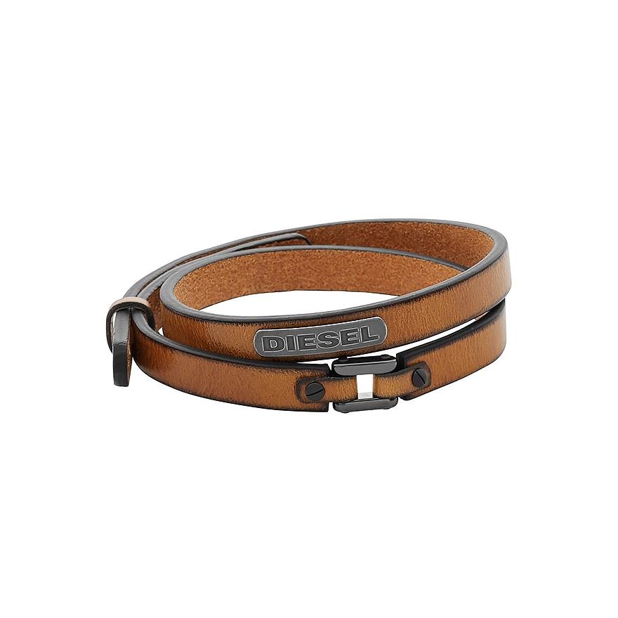 bracelet en cuir diesel