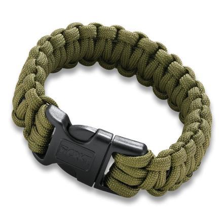 bracelet militaire paracorde