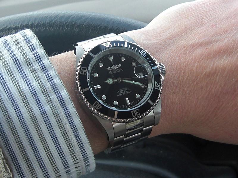 bracelet montre invicta