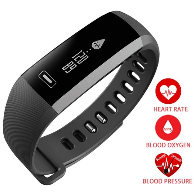 bracelet rythme cardiaque