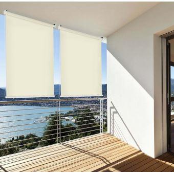 brise vue retractable pour balcon