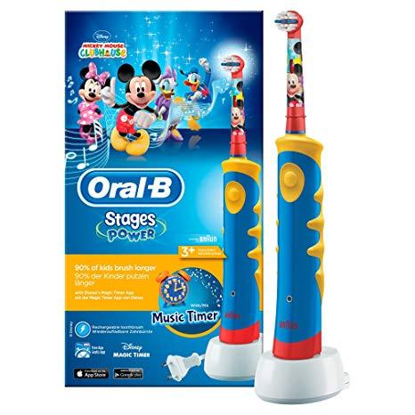 brosse a dent electrique enfant oral b