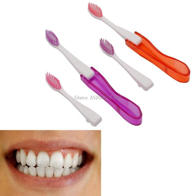 brosse a dent portable