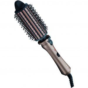 brosse coiffante chauffante