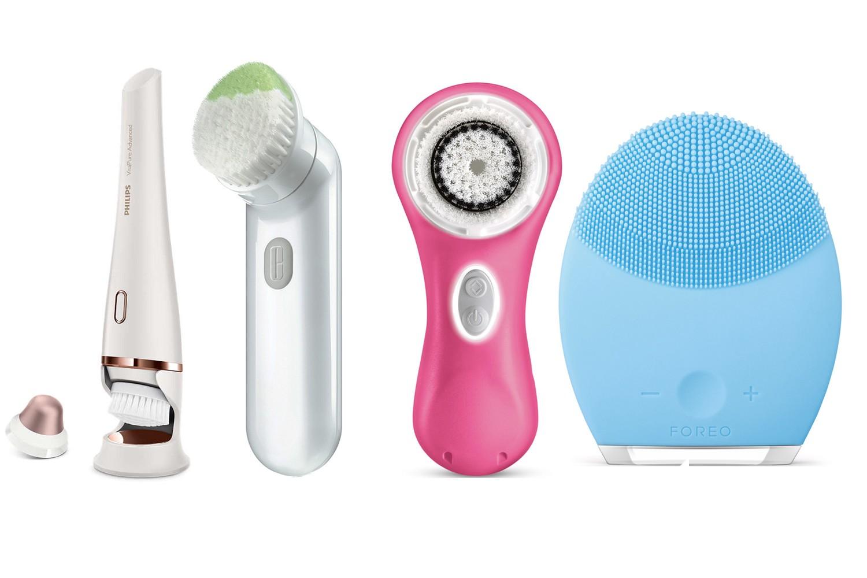 brosse electrique pour nettoyer le visage