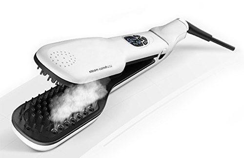 brosse lissante à vapeur