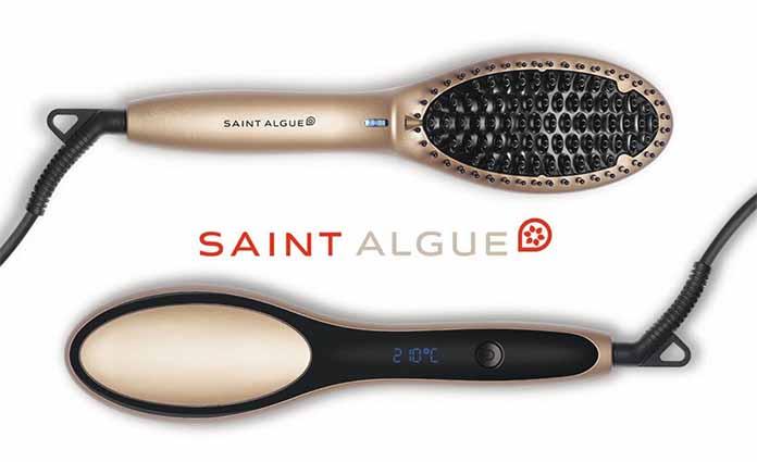 brosse lissante saint algue