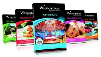 cadeau wonderbox