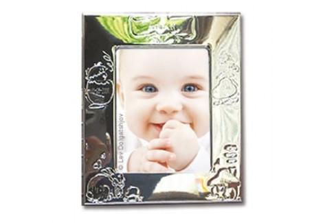 cadre photo gravé personnalisé
