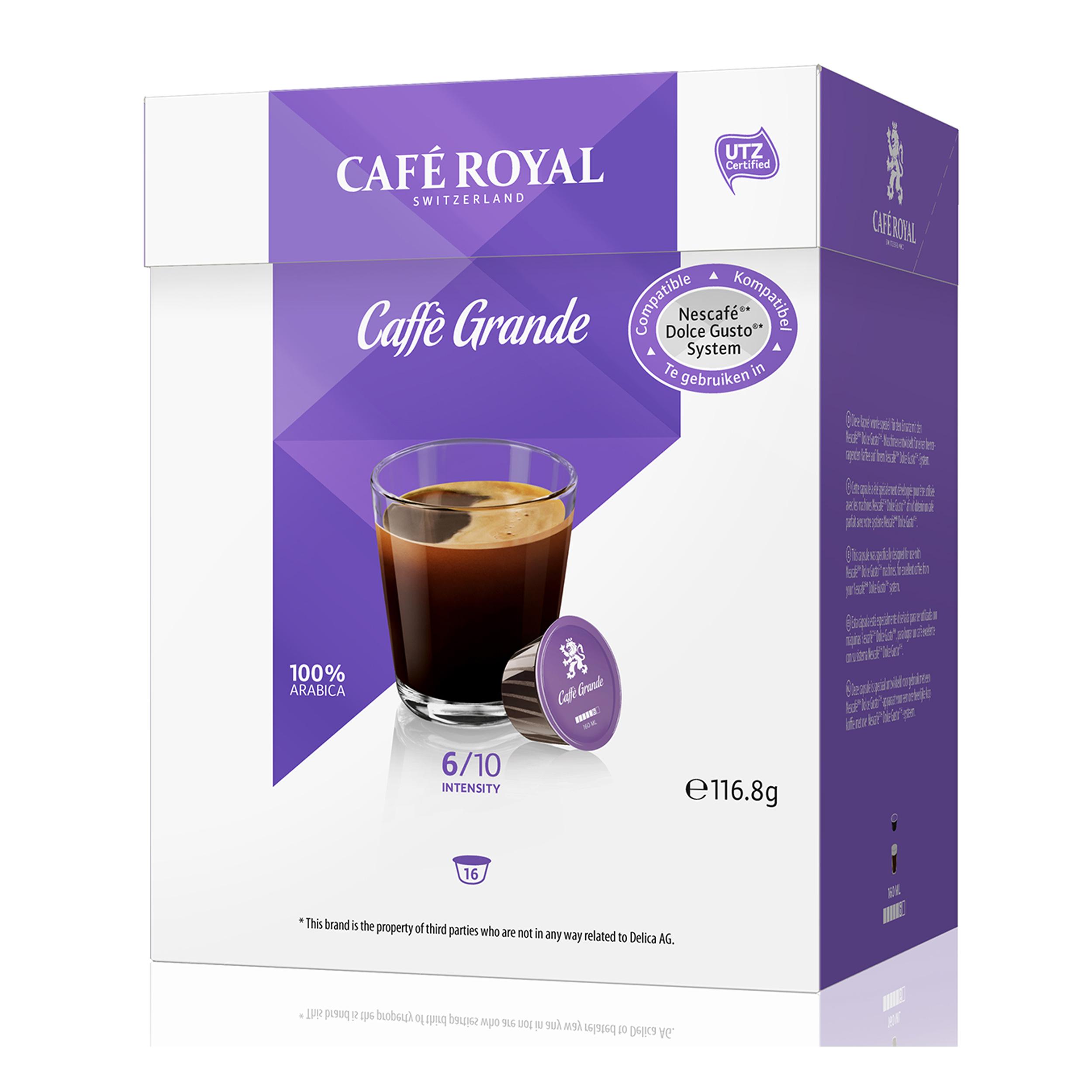 café royal dolce gusto