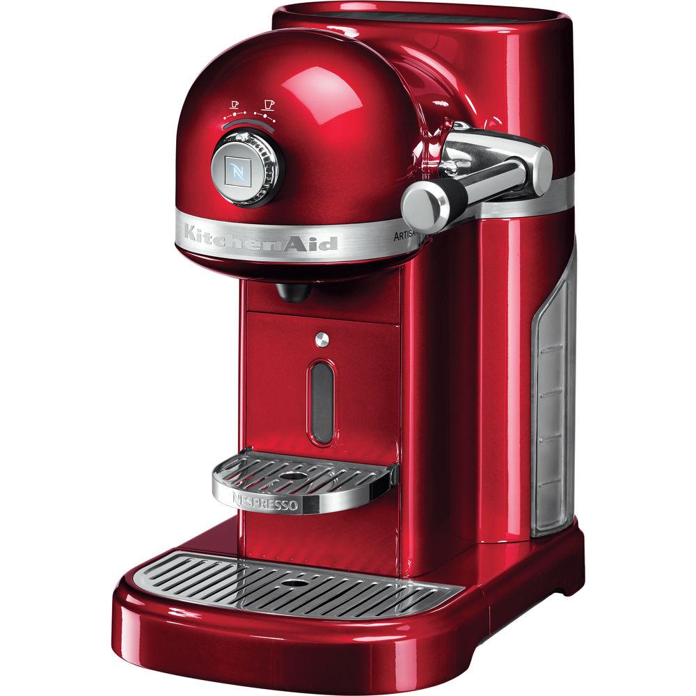 cafetiere nespresso kitchenaid