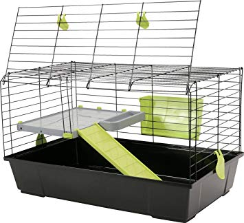 cage lapin 80 cm