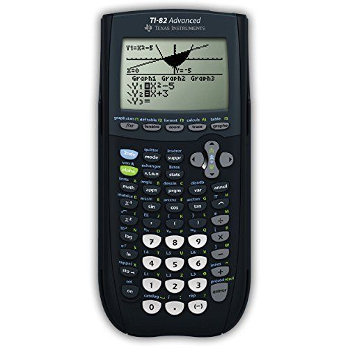 calculatrice texas instrument ti 82 advanced
