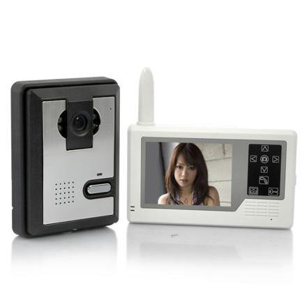 camera portail sans fil