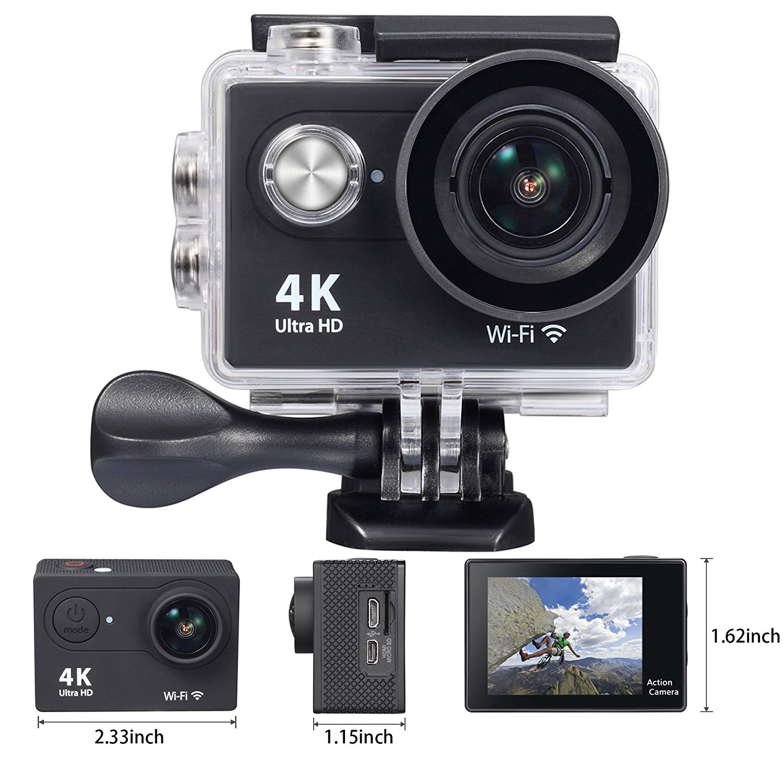 camera sport action