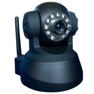 camera surveillance nocturne sans fil