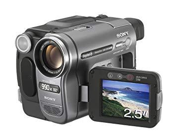 camescope handycam sony
