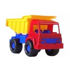 camion plastique jouet
