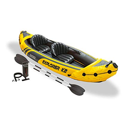 canoe intex explorer k2