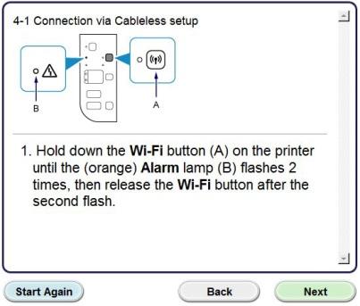 canon mg3650 wifi