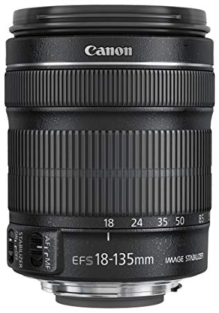 canon objectif 18 135