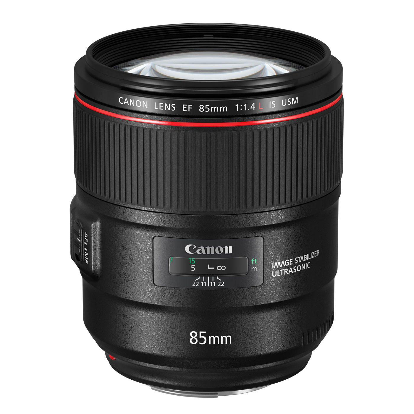 canon objectif