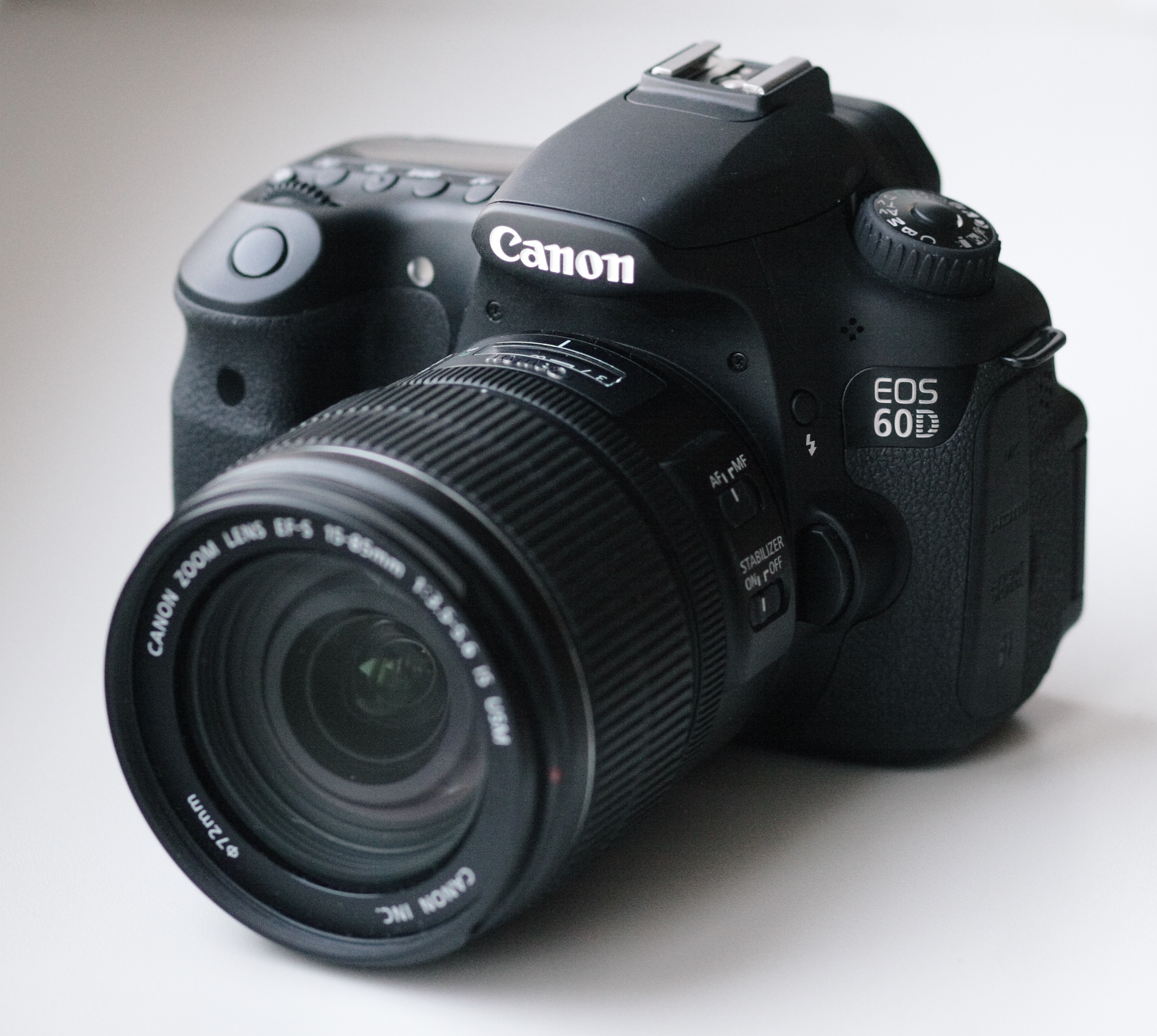 canon reflex eos