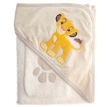 cape de bain bébé disney