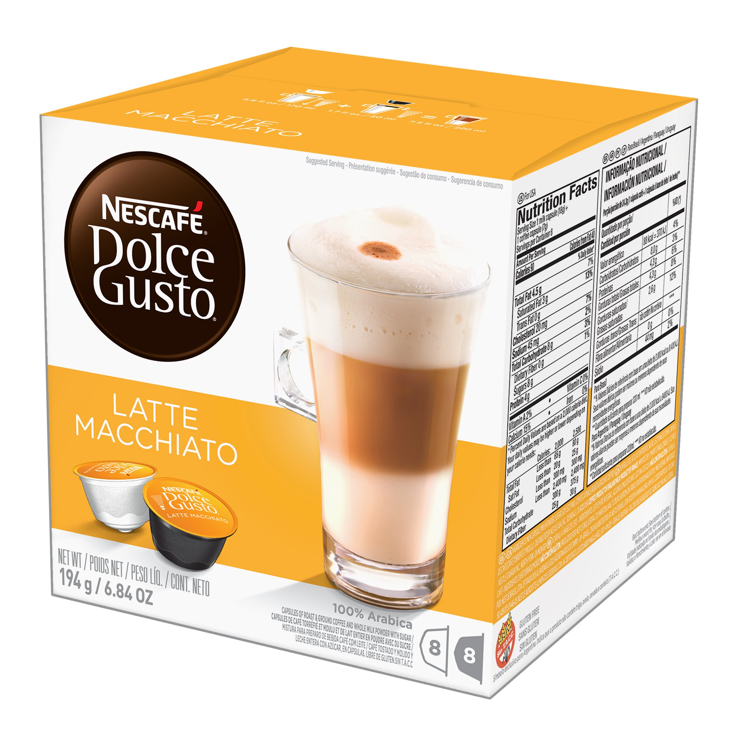 capsule pour dolce gusto pas cher