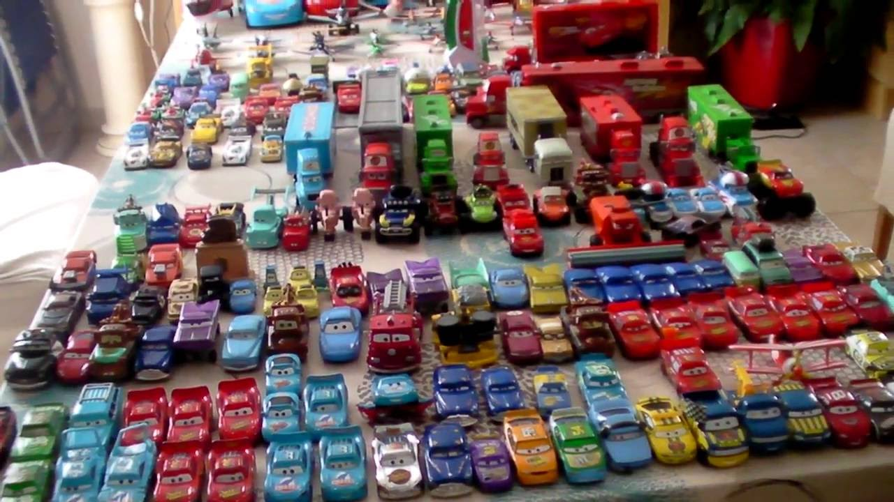 cars voiture mattel