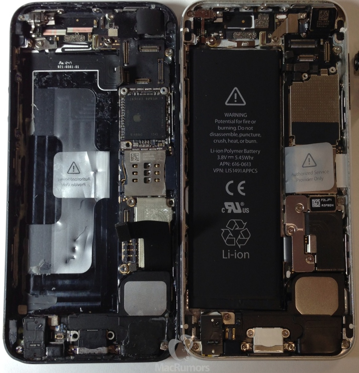 carte mer iphone 5s