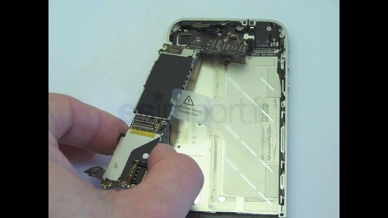 carte mère iphone 4