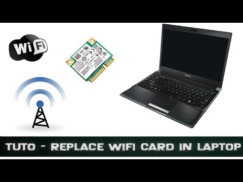 carte wifi interne pc portable
