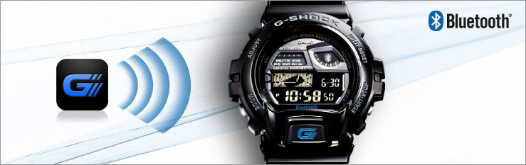 casio bluetooth