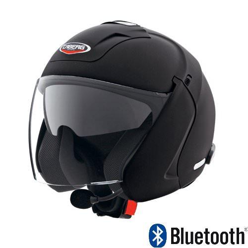 casque de moto avec bluetooth