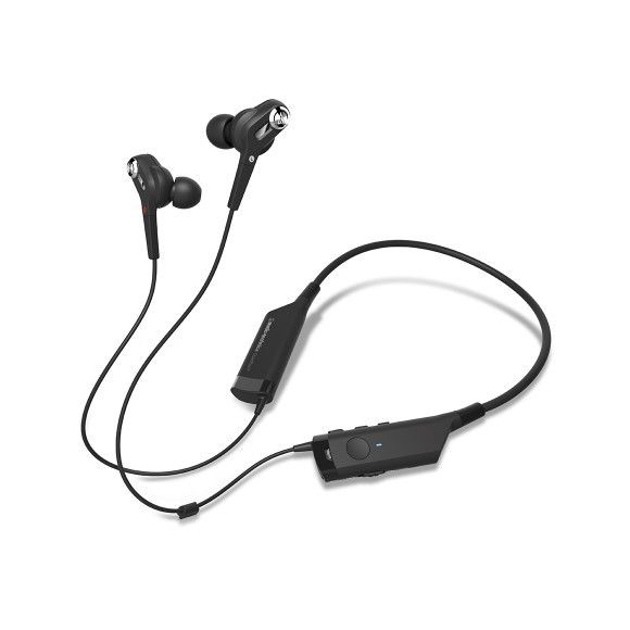 casque intra auriculaire à réduction de bruit active